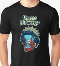 Queens Of The Stone Age (Color) Unisex T-Shirt
