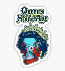 Queens Of The Stone Age (Color) Sticker