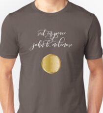 Rest In Peace- John B Mclemore (Gold Clock w/black) Unisex T-Shirt