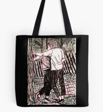 Christopher Street Day Kiss in 1970 Tote Bag