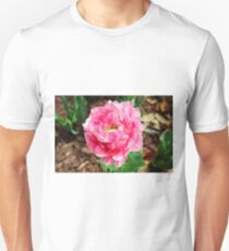 Double Late Tulip Unisex T-Shirt