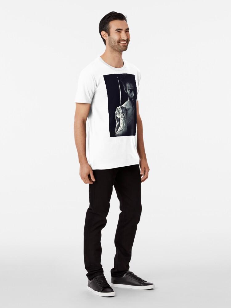 Alternate view of Logan Premium T-Shirt