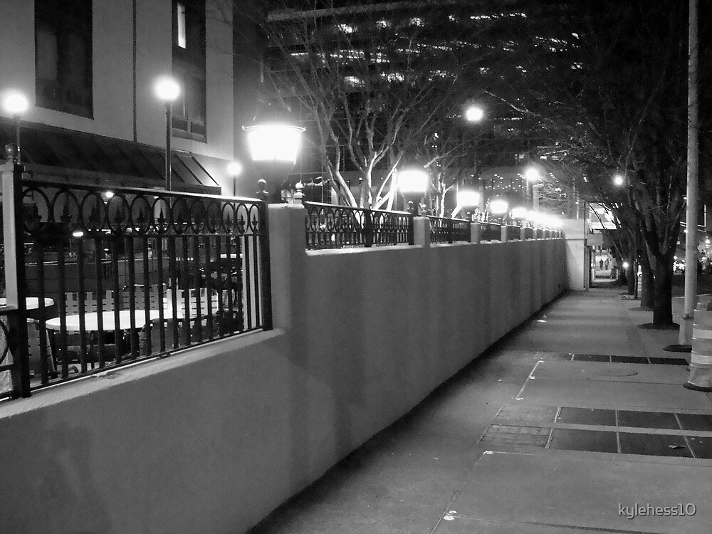 Sidewalk by kylehess10