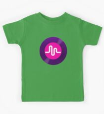 vinyl musically Kids Clothes