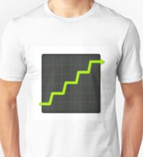 Icon Statistic Up Unisex T-Shirt