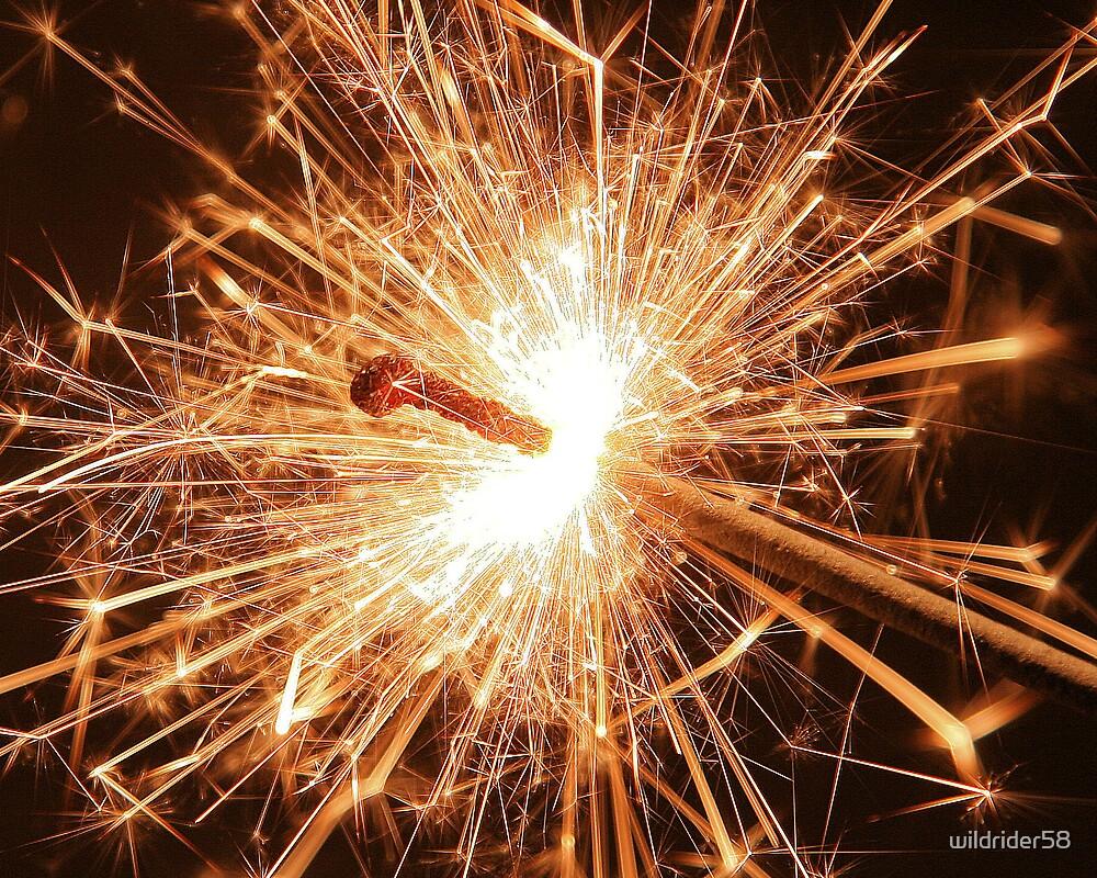 Sparkler by wildrider58