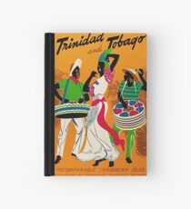 Trinidad and Tobago Hardcover Journal