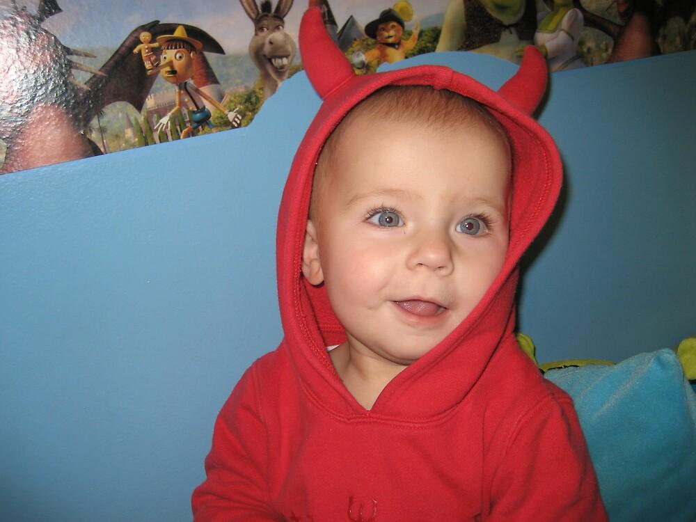 little devil by Elzbieta