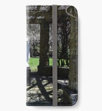 Holy Mary Statue iPhone Wallet/Case/Skin