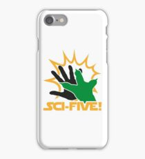 Sci-Five - Yoda iPhone Case/Skin