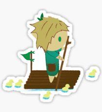 Duck Adventure Sticker