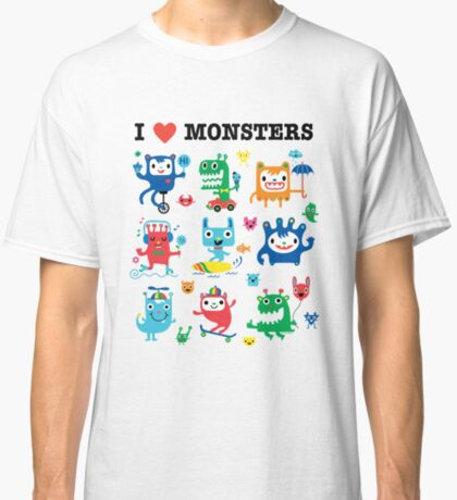 Monster Love Classic T-Shirt