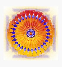 Mandala PREMA Photographic Print