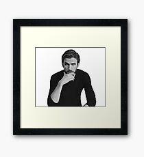 Dan Stevens Framed Print