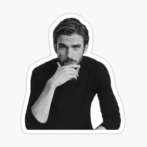 Dan Stevens Sticker