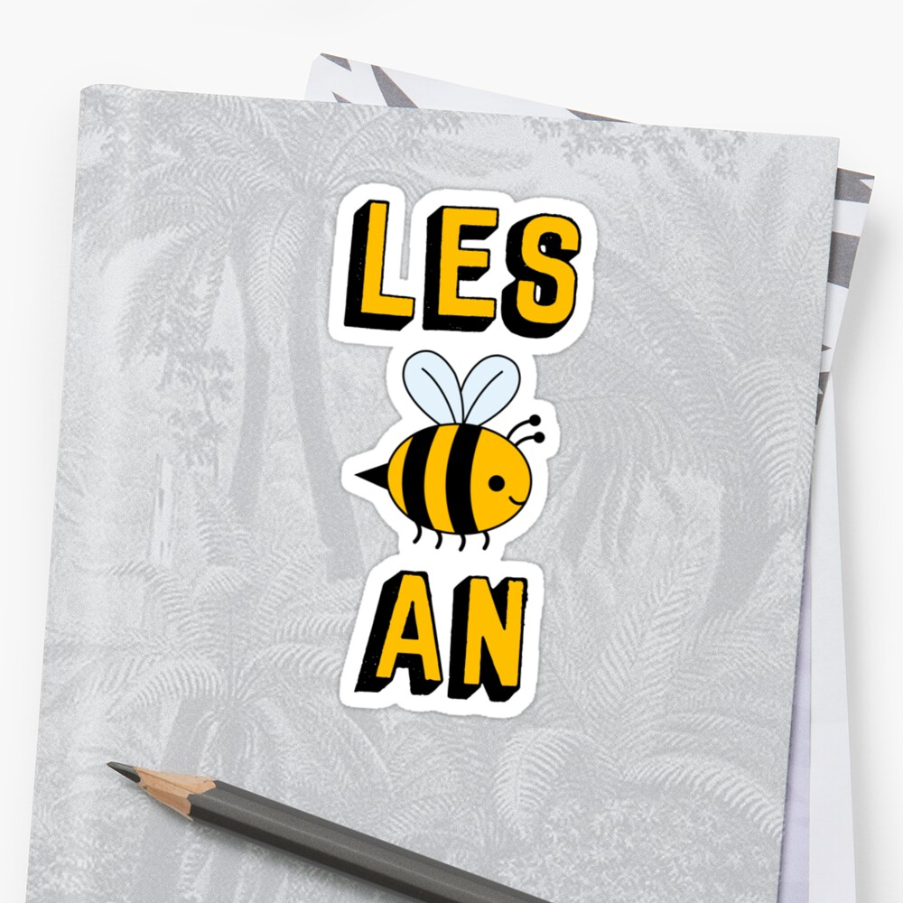 LES BEE AN LESBIAN by katrinawaffles