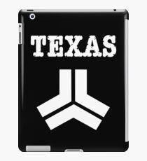 Agent Texas iPad Case/Skin