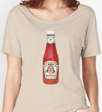 Ash Ketchup Women's Relaxed Fit T-Shirt