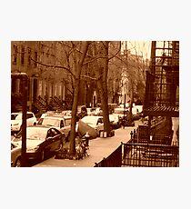Greenwich Village Photographic Print
