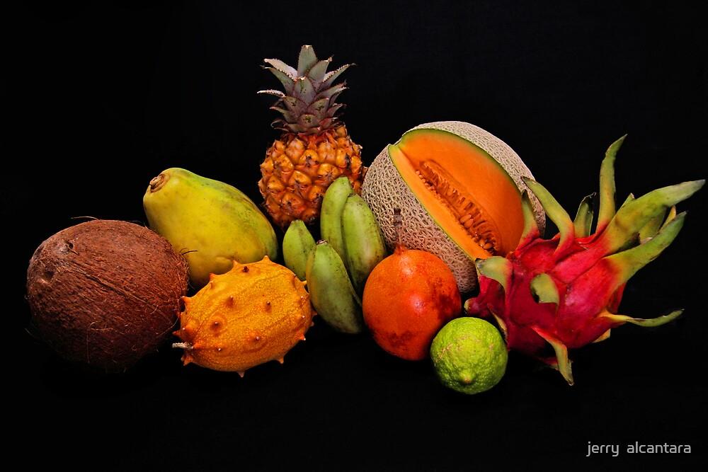 Exotic by jerry  alcantara