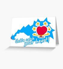 Pokemon Go - Gotta Catch Greeting Card