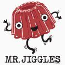 Mr Jiggles - Jello by Andi Bird