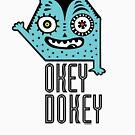 Okey Dokey Monster by Andi Bird