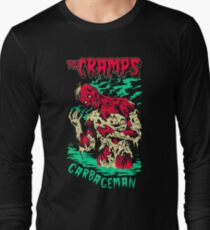 The Cramps (Colour) Long Sleeve T-Shirt