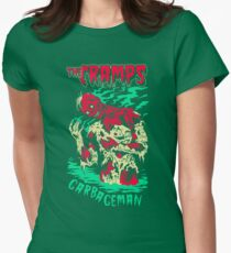 The Cramps (Colour) Womens Fitted T-Shirt
