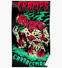 The Cramps (Colour) Poster