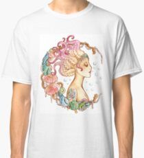 Octopus Mermaid Classic T-Shirt