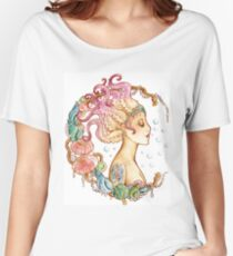 Octopus Mermaid Women's Relaxed Fit T-Shirt