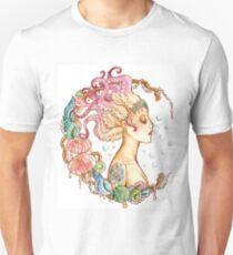 Octopus Mermaid Unisex T-Shirt