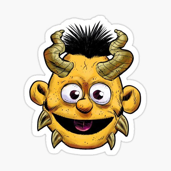 Memon Duppet Sticker