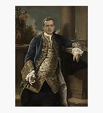 Griffin Mcelroy, Founding Father Photographic Print