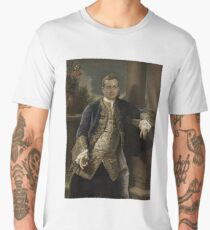 Griffin Mcelroy, Founding Father Men's Premium T-Shirt