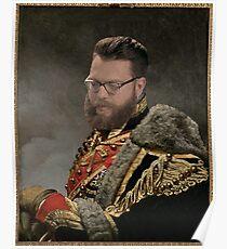 Soft Prince Regent, Travis Mcelroy Poster