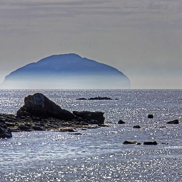 Misty Ailsa Craig by tomg