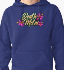 Death Metal Hawaii Pullover Hoodie