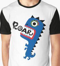 Roar Monster Graphic T-Shirt