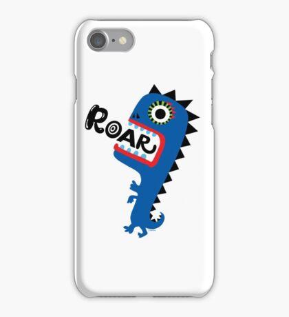 Roar Monster iPhone Case/Skin