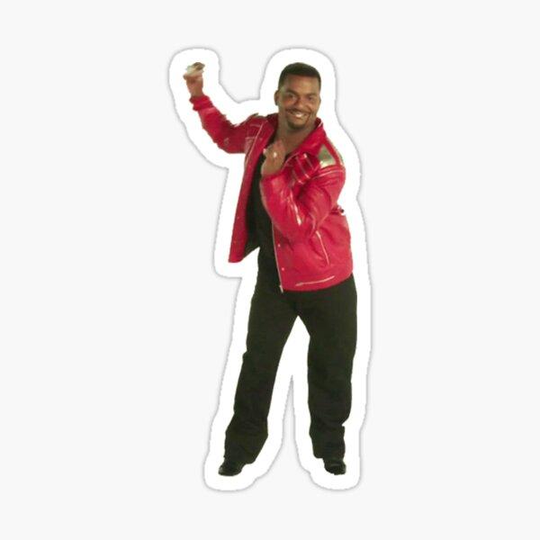 Carlton Dance Sticker
