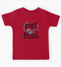Free Hugs Kids Tee