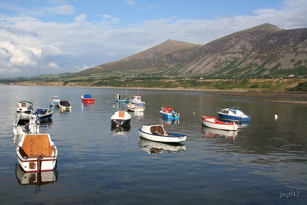 Trefor Harbour by jayt47
