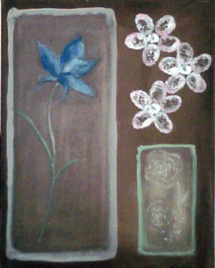 flowers I by heidihodk