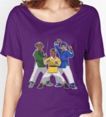 3 Ninjas Women's Relaxed Fit T-Shirt