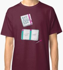 Diary Of A Socially Awkward Person Classic T-Shirt