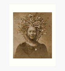 Lady Geraldine Harper Art Print