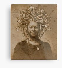 Lady Geraldine Harper Metal Print