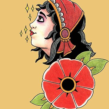 Gypsy Rose by ColeC